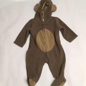 Carters baby - Cheeky Monkey 6 month onesie